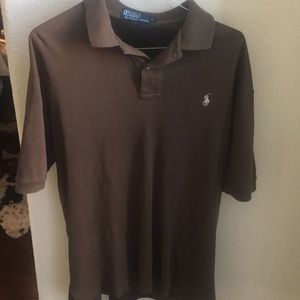 Ralph Lauren Brown Polo